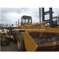 Used cat/caterpillar wheel loader 966e
