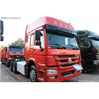 Sinotruk 40 Ton Truck Tractor Howo 6x4 Hw79 Cab;High Quality Truck Tractor;Truck Tractor Howo 6x4