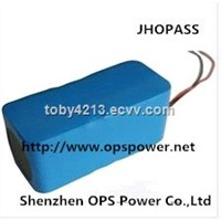 6s1p 22.2V 2.4ah Li-ion Rechargeable Battery Pack