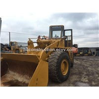 Used cat/caterpillar wheel loader 966f