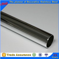 A554 304 stainless steel decorative tubes