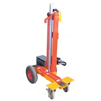 ELEVATING HAND/ WINCH CART