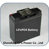 LiFePO4 battery  for UPS Driving light Monitoring  agricultural equipment