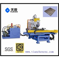 CNC Hydraulic Plate Punching Machine (PP103)