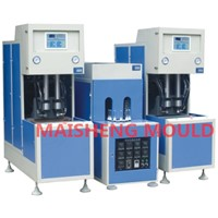 YM-2P-B semi-automatic blow molding machine