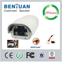 High Sensitivity CMOS Sensor 1080P 2.1Megapixels License Plate Recognition Camera