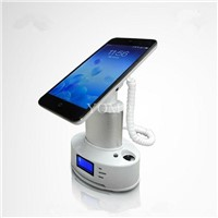 Mobile Phone Alarm Display Stand with Counting Screen,alarmed mobile phone display holder