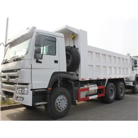 SINOTRUK HOWO 6*4 Dump Truck with day cab , 371HP