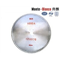 diamond cutting saw blade for electrocast corundum cutting disc Monte-Bianco circular blades