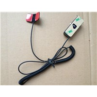 EAS Mini Alarm System with Wing Sensor,EAS Mini Alarm System with loop Sensor