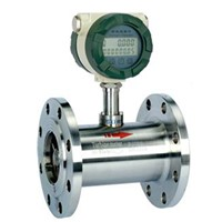Intelligent Turbine Flow Meter, Water Flow Meter Fuil Flow Meter