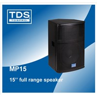 MP15--2-way Ceiling Speakers 15inch Pa Monitor System With Speakers