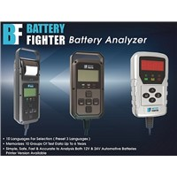Professional Battery Analyzer    - For Garage