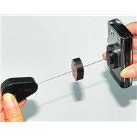 Retractors and Tethers for Retail Store Displays,anti-lost pull box,anti theft recoiler