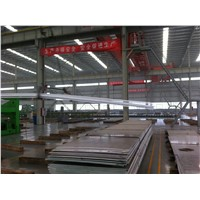 Sell BS43660 W50A,W50B,ASTM A690 Steel Plate