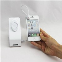 Standalone Alarm Display Post for Mobile Phone,Mobile phone security display stand
