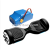 Hot sell 36v 4400mah lithium battery smart self balancing electric scooter battery powered motor