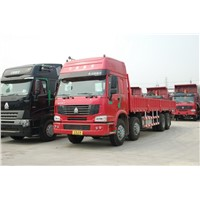 Sinotruck Howo 8x4 Cargo Truck;High Quality 8x4 Cargo Truck;Sinotruck Howo 8x4 Cargo Truck