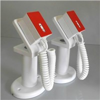 Mobile Phone Loss Prevention Retail Display Stand,coiled security system