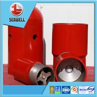 Oilfield cementing tools float collar & float shoe