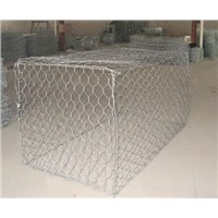 hot dip galvanized gabion wire mesh/gabion box/gabion basket