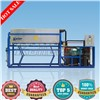 KOLLER professional direct cooling edible ice block machine 3tons