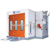 Waterborne Car Spray Booth TG-70D