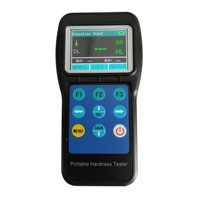 Color LCD Screen Portable Hardness Tester