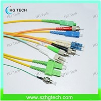 ST/FC/SC/LC Fiber Optic Patch Cord