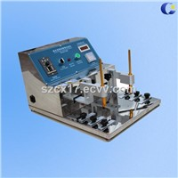Ethyl Alcohol Scratch Coating Surface Abrasion Tester