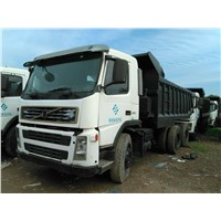 used Volvo dump truck