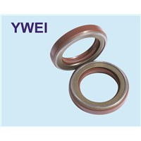 High pressure hydraulic auto rubber oil seals