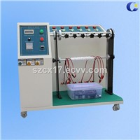 Power Cord Bending Test Machine