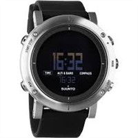 Suunto Men's Core Brushed Steel Watch