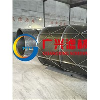 Rotating drum filter screen ID1800MM