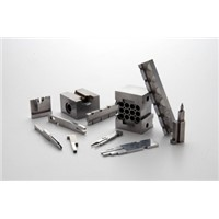 Precision die cast mold parts processing of oem JAE mold parts