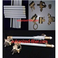 Fuse Cutout brass Components/Brass for fuse cutout/ Die casting components/Fuse brass parts