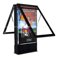 Aluminum Light Box for Adv (HS-LB-017)