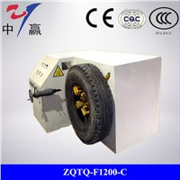 Henan Zhongying Tire Recycling Plant- Tire Bead Cutting Machine