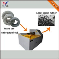 Henan Zhongying Tire Crushing Plant- Tire Crusher