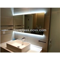 Bathroom Mirror With High Output 5050 SMD LED Light