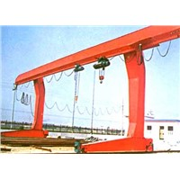 Single Girder Gantry Crane with L-Shaped Legs