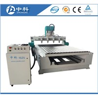 new made 4axis cnc router
