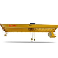 weihua double girder overhead crane for sale
