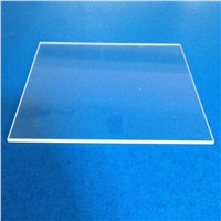 clear quartz silica fused silica block price