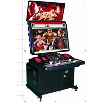 32 inch LCD tekken 6 street fighter video cabinet fighting indoor game machine