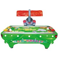 Jumbo air hockey family entertainment center coin operated redemption game machine