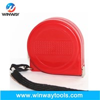 best sale measuring tools red case round cheap tape measure