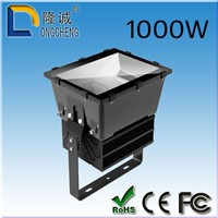LED light LED fllod light 1000W COB made in China