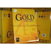 Perline Gold copy paper